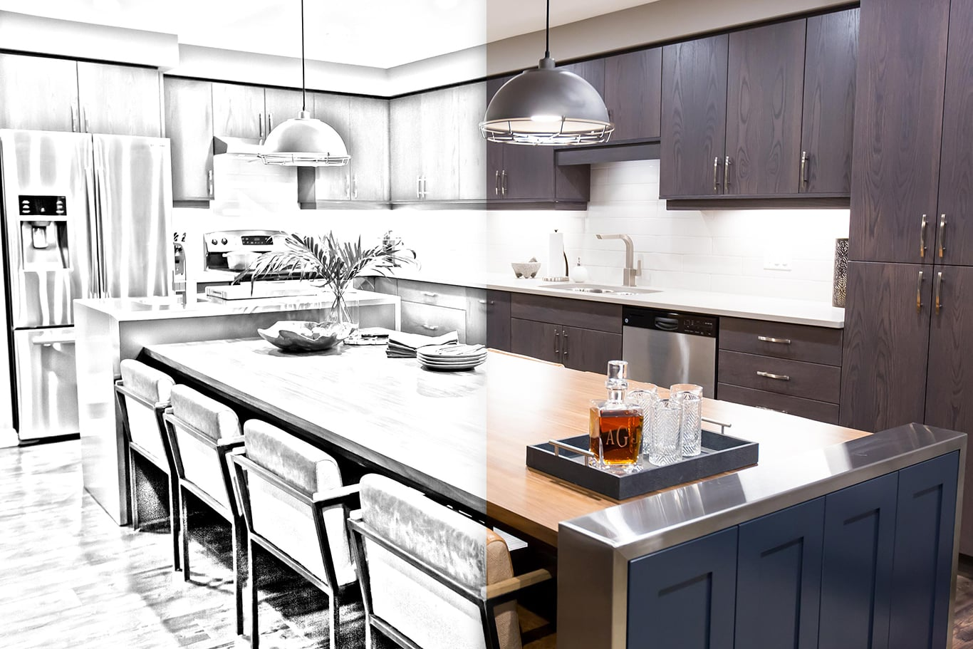 Home renovation - From design to completion